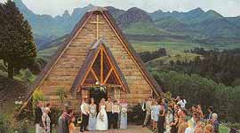 Weddings in the Drakensberg - Catherderal peak hotel