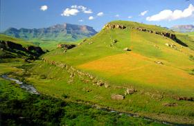 Wedding reception venues in the Drakensberg often often offer very cheap rates